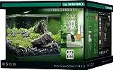 Dennerle Nano Scapers Tank Basic Mini Aquarium mit Panoramascheibe 55 l
