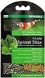 Dennerle Crusta Spinat Stixx 30 g - vitalstoffreiche Futterergänzung für Garnelen
