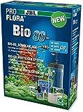 JBL ProFlora Bio80, 2 Bio-CO2-Düngeanlage mit erweiterbaren Diffusor für Aquarien von 30 - 80 l, 64448