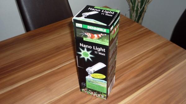 Testbericht: Dennerle Nano Light | schicke + sparsame Aquariumbeleuchtung