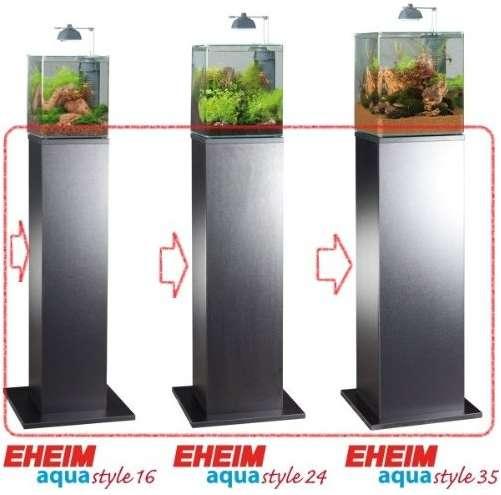EHEIM Aquastyle Aquarien - drei Größen