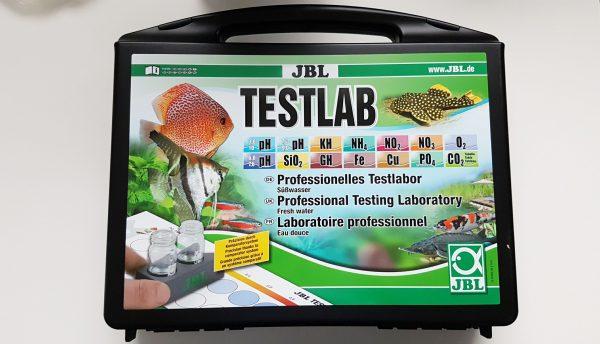 JBL Testkoffer - Wasserwerte messen